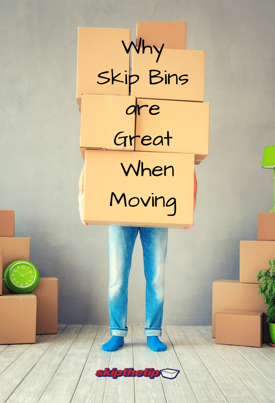 why skip bins are great when moving