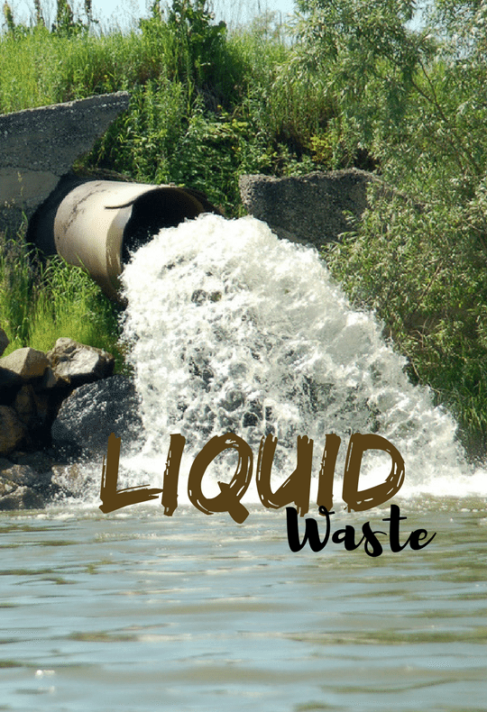 Liquid Waste: A Rising Concern Worldwide